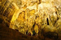 Phong Nha cave Phong Nha - Ke Bang in Quang Binh - Vietnam. Phong Nha - Ke Bang cave in Quang Binh - Vietnam was formed over many centuries Royalty Free Stock Photo