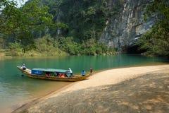 Phong Nha, Ke Bang cave, Vietnam travel Stock Photo