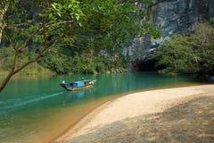 Phong Nha, Ke Bang cave, Vietnam, Viet Nam Stock Photos