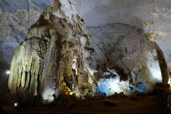 Phong Nha, Ke Bang cave, world heritage, Vietnam Royalty Free Stock Image