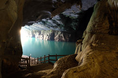 Phong Nha, Ke Bang cave, world heritage, Vietnam Royalty Free Stock Photos
