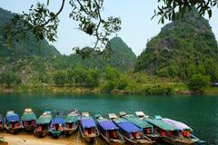 Phong Nha, KE schlagen Höhle, Vietnam-Reise lizenzfreie stockfotografie