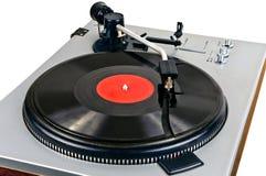 phonograph Arkivbild