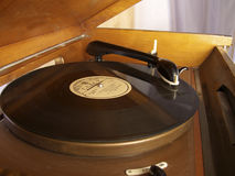 Phonograph record, Royalty Free Stock Images