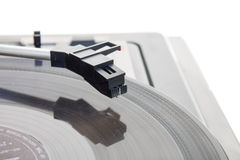 Phonograph Turntable Royalty Free Stock Photography