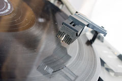Phonograph Turntable 2. Stock Images