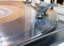Phonograph Turntable 5 Stock Photography