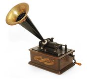 Phonographe Image stock
