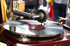 Phonographe Photos stock
