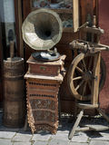 Phonographe Photographie stock
