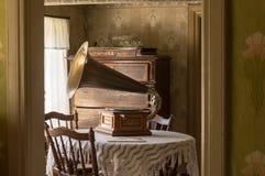 Phonographe Photo libre de droits