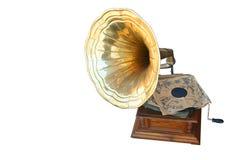Phonographe de cru Photos stock