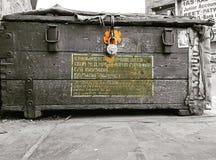 Phonography de la calle Imagenes de archivo