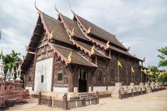 Phonrat Witthayakon, Wat Phan Tao school, Chiang Mai,  Thailand Royalty Free Stock Images