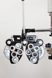 Phoropter Optical Equipment For Eye Examination Royalty Free Stock Images