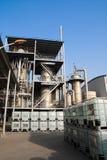 Phosphate chemical plant Stock Photos