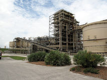 Phosphate Plant Stock Photography