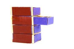 Phosphorus box Royalty Free Stock Images