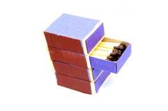 Phosphorus box Royalty Free Stock Photo