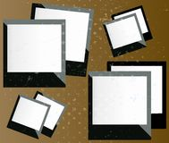 Phot frame background Royalty Free Stock Images