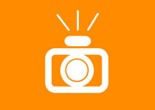 Photo. Camera Royalty Free Stock Images
