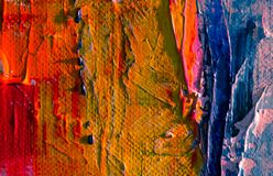 Photo of Abstract Painiting