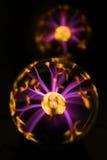 Photo abstraite des vagues électriques Images stock