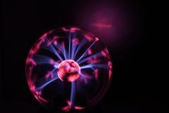 Photo abstraite des vagues électriques Photos libres de droits