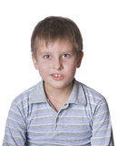 Photo of adorable young boy Stock Images