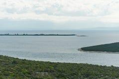 Adriatic Sea, Losinj Island, Croatia. Photo of Adriatic Sea, Losinj Island, Croatia Stock Photos
