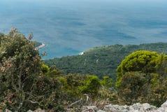 Adriatic Sea, Losinj Island, Croatia. Photo of Adriatic Sea, Losinj Island, Croatia Royalty Free Stock Image