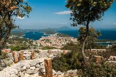 Adriatic Sea, Losinj Island, Croatia. Photo of Adriatic Sea, Losinj Island, Croatia Stock Photo