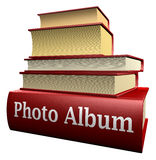 Photo album Royalty Free Stock Image