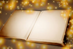 Photo Album with copy space Royalty Free Stock Photo