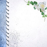 Photo Album Cover Royalty Free Stock Images