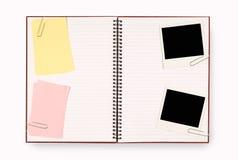 Free Photo Album Scrapbook Polaroid Frames Copy Space Stock Photo - 51423630