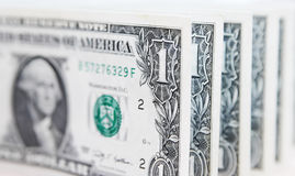 Photo of American dollars Stock Images