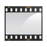 Photo And Video Film Vector Royalty Free Stock Photo