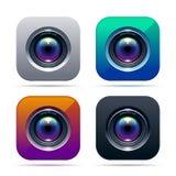 Photo app icon Stock Photo