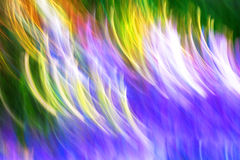 Photo art, bright Colorful light streaks abstract background Stock Photo