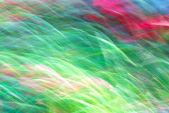 Photo art, bright Colorful streaks abstract background in blue, Royalty Free Stock Photo