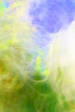 Photo art, Colorful light streaks abstract background Royalty Free Stock Photography
