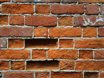 Photo background of brick wall. Photo background of red brick wall, texture Royalty Free Stock Images