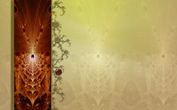 Photo Background  fractal layout design Royalty Free Stock Photo