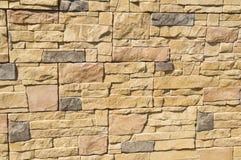 Background image of decorative brickwork royalty free stock images
