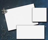 Photo Background layout design Stock Photography