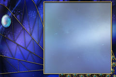 Photo Background layout design Royalty Free Stock Photo