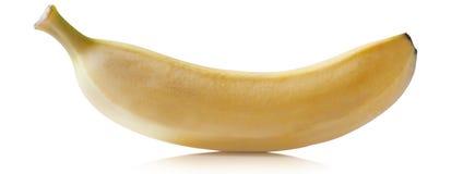 Photo of banana on white background Stock Images