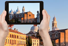 Photo of Basilica of Santa Giustina of Padua Royalty Free Stock Images