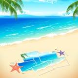 Photo on Beach Stock Image